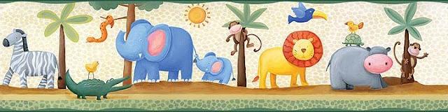 Cenefas infantiles - Cenefas infantiles para imprimir ...