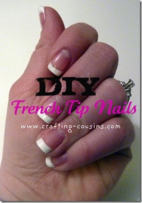 DIY french tip nails (8)_thumb[2]