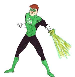 Day 04 Green Lantern