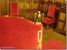 Palacio de Navarra - Sillas del despacho del Gobierno de Navarra