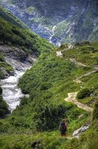 Weg zur Lampertsch Alp (1024x768)