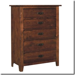 31-105 stonewater drawer chest for bedroom no1