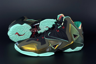 lebron11 king of the jungle 04 web dark LEBRON 11 Breakdown: Yes, its True to Size & Yes, its the Lightest LBJ Sig!