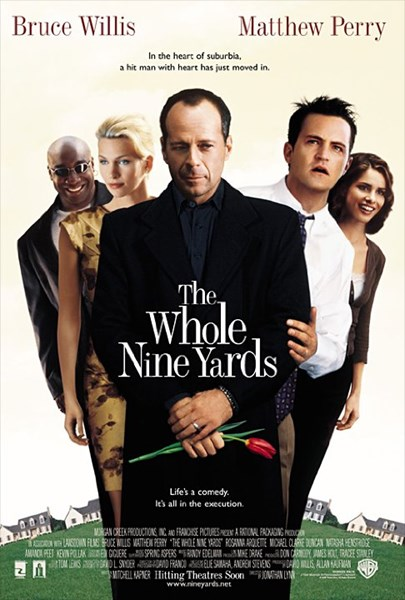 Kom�um Bir Katil | The Whole Nine Yards | 2000 | 1080p | HDTV | x264 | DUAL