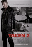 Taken 2 - poster
