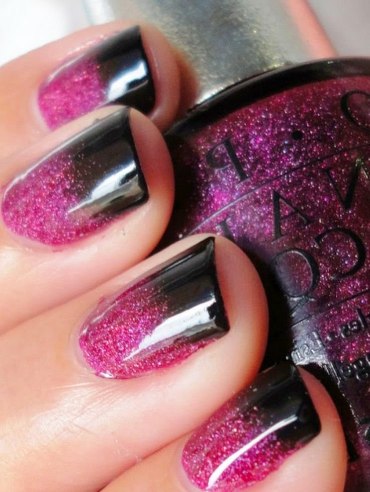 thread beautiful gel nail designs for summer 2015
