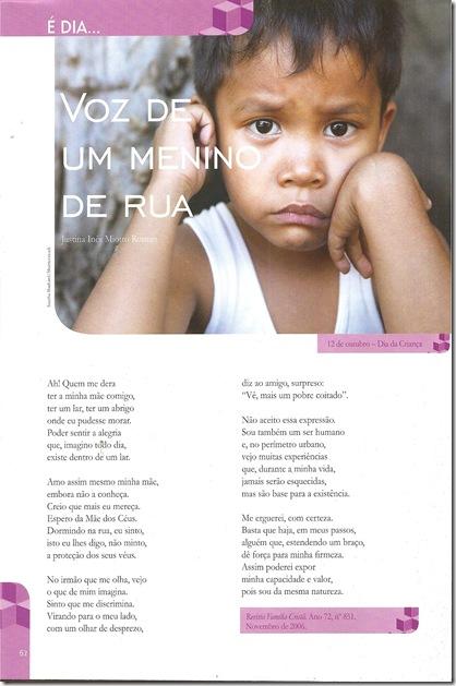 Poema dia das Crianças