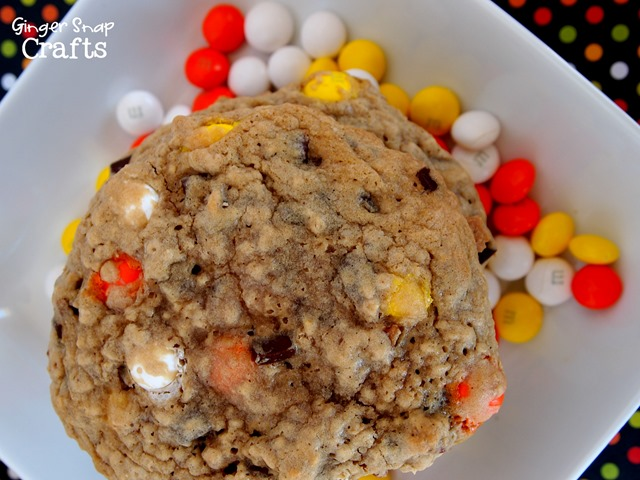 monster M&M cookie #shop