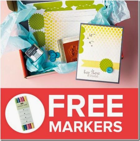 paper pumkin free markers