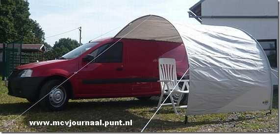 Dacia Logan Camper 12