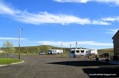 RV spaces at Crystal Crane