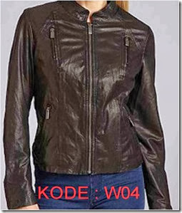 Jaket Kulit W04