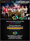Turma do Pagode na Caribbean Disco Club