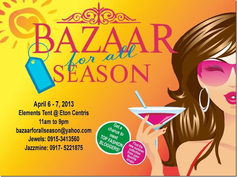 summer bazaar for all season