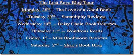 THE LOST BOYS Banner 2