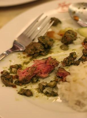 Pork Tenderloin In Pesto Sauce