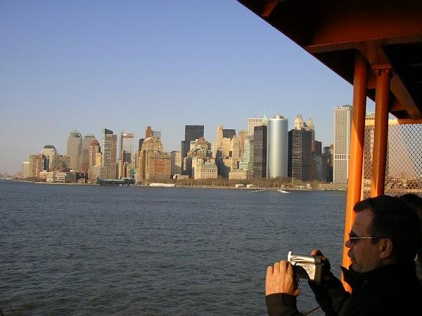 Obiective turistice SUA: Mannhattan, New York
