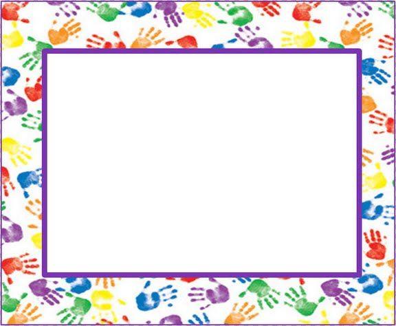 Marcos rectangulares marcos rectangulares de color - Puzzles decorativos ...