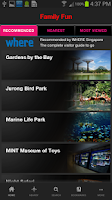 Screenshot of YourSingapore Guide: Singapore