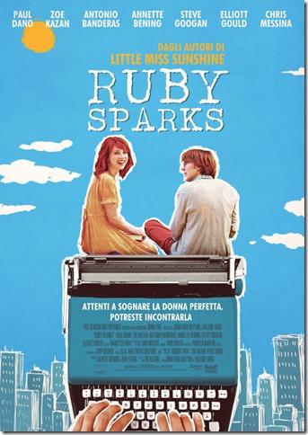Ruby Sparks – Trascrizione di un Sogno