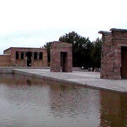26 - Templo de Debod en Madrid