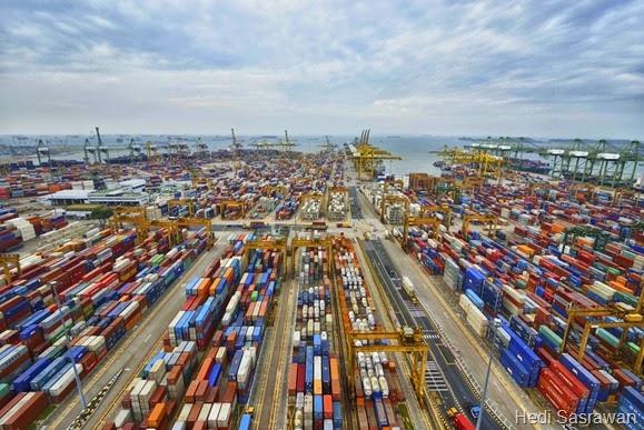 Keadaan Ekonomi di Singapura