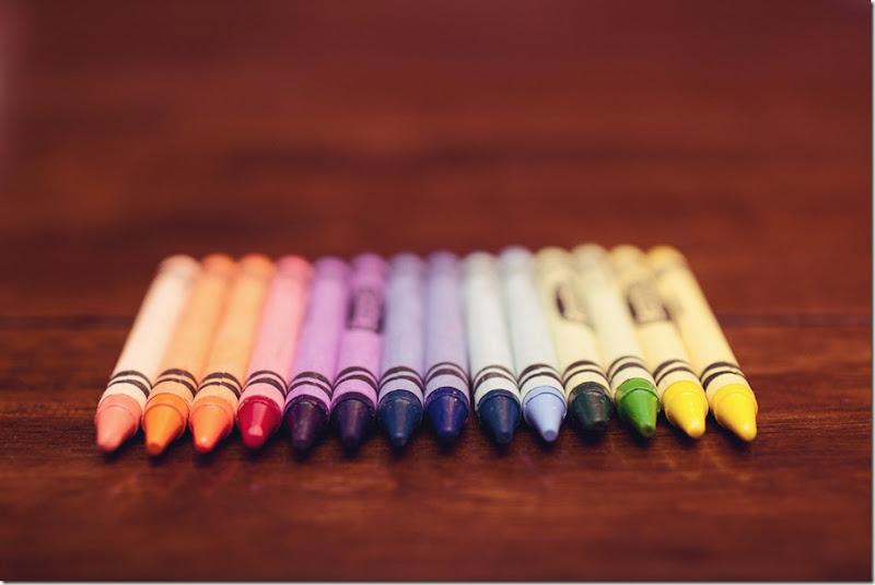 CisforCrayons