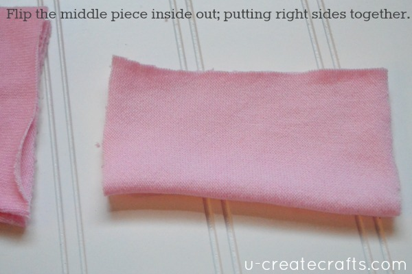 Baby Leg Warmers Tutorial 12