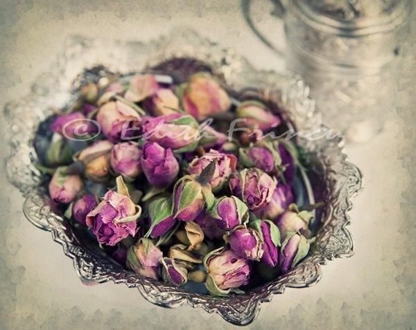 trandafiri uscati