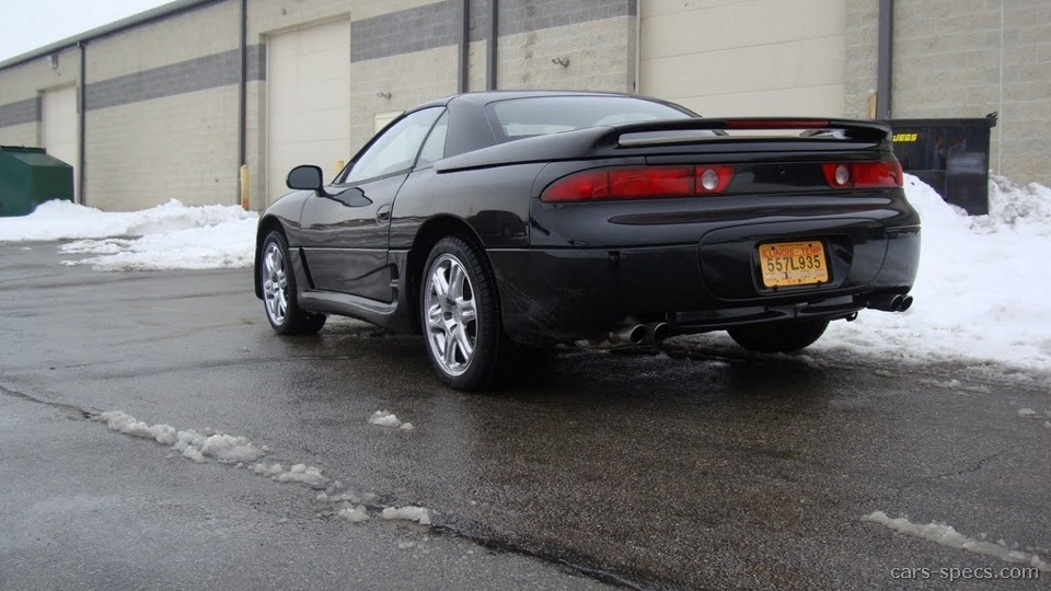 1994 Mitsubishi 3000GT VR 4 Specifications Prices
