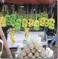 fruits at Tagaytay
