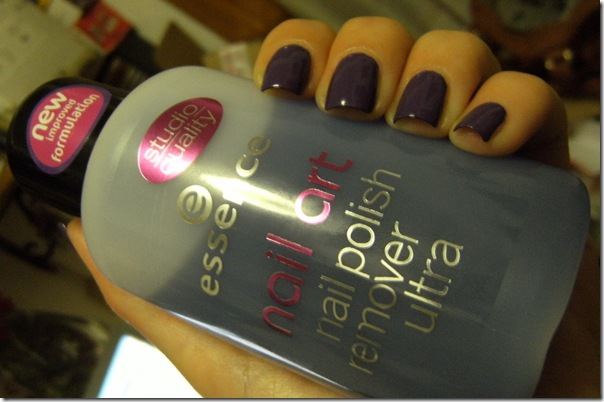 Essence Nail Art Nail Polish Remover Ultra
