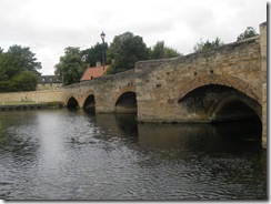 Islip bridge and waterpoint
