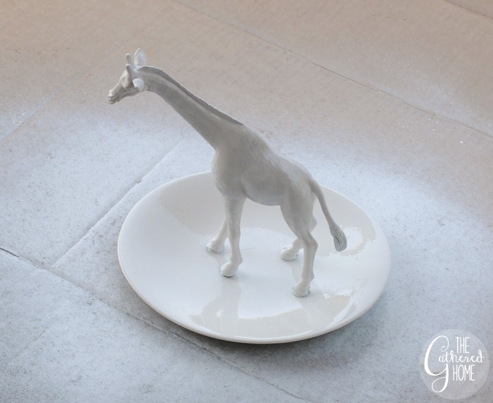 anthropologie giraffe trinket dish2
