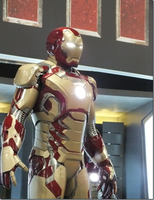Ironman threequarter