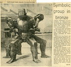 Symoblic group in Bronze