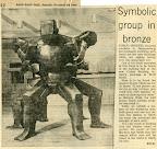 Symoblic group in Bronze