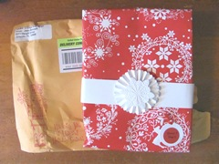 AAWA 2012 12 days swap day 6 wrapped