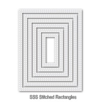 SSS Stitched Rctangles die313635