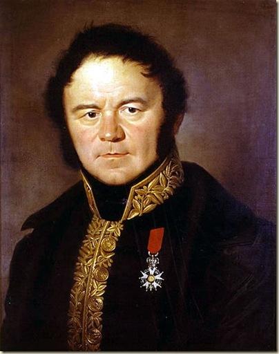 Valeri, Portrait de Stendhal