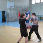 Мастер-класс по боксу.