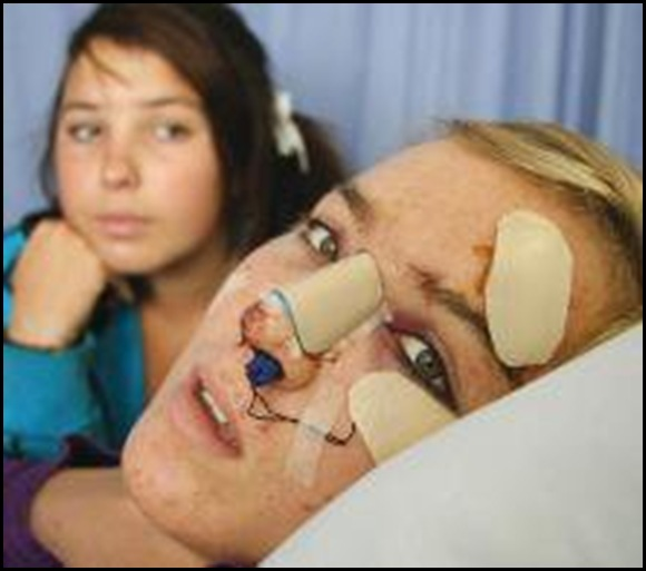Grobler Sisters of Germiston Juane and Nicci fought back and won from hijackers 2009