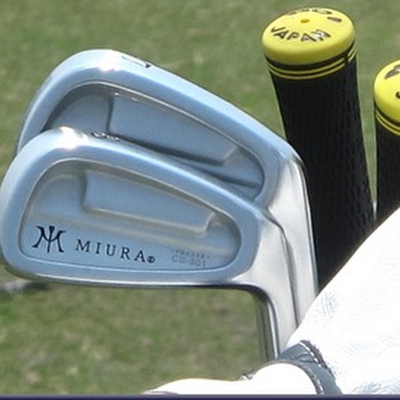 Miura- Samurai Sword or Five Iron? The Man The Big Companies Turn To When They Cant Make Golf Clubs