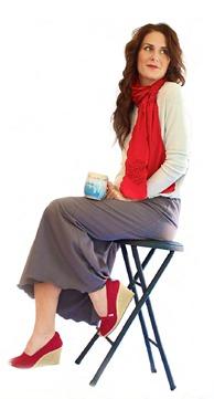 HolidayRedScarf