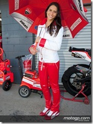 Paddock Girls Iveco Australian Grand Prix 16 October 2011 Phillip Island Australia (5)