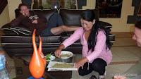 Peruanische Hausmittelchen für Michis Knie
