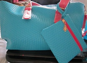 parisian summer bag, bitsandtreats