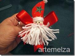 Шить - лицо Санта-Клаус-52
