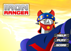 Transformers Iron Ranger Game
