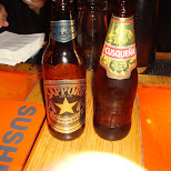 sapporo and peruvian cusquena in Miami, Florida, United States